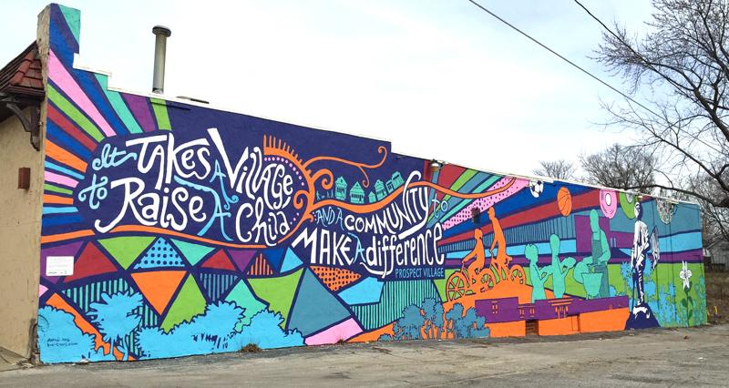Prospect Village, 31st & Parker in Omaha
